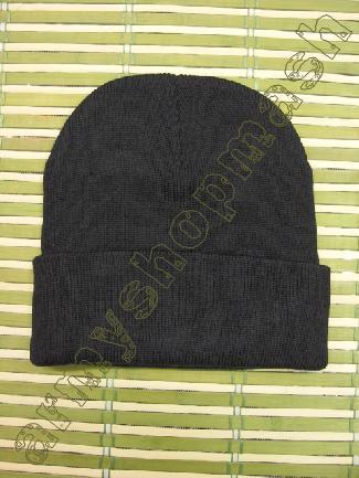 Zimní čepice us. cap černá © armyshop m*a*s*h