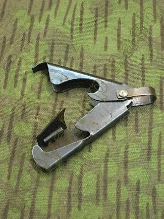 Kalený otvírák na klíče perfex používaný v čsla od 60let